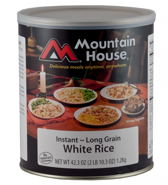 Instant White Rice