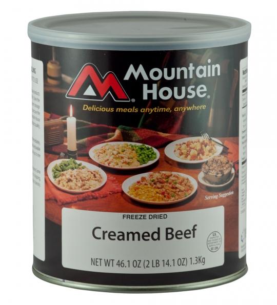 Creamed Beef