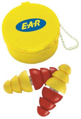 3M E-A-R Instant Arc Plug-Automative 22db Hear-Through Protection Triple-Flan...
