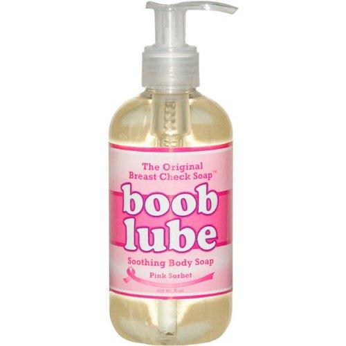 Boob Lube Breast Check Soap [Misc.]