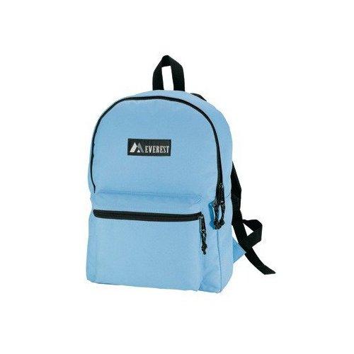 Everest 1045K Economic Polyester Backpack - Black [Misc.]