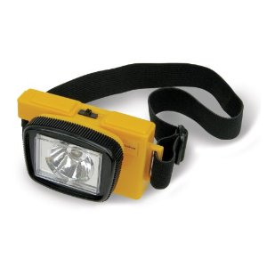 Stansport Head Lamp (Yellow) [Sports]