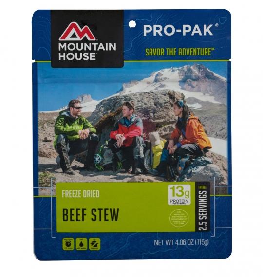 Beef Stew - PRO-PAK - Case (6 Pouches)
