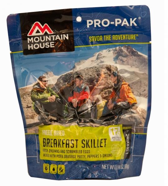 Breakfast Skillet - PRO-PAK - Case (6 Pouches)