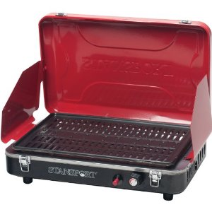 Stansport Propane Grill Stove with Piezo - 12,000 BTU [Misc.]