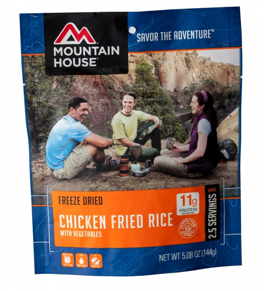 Chicken Fried Rice - PRO-PAK - Case (6 Pouches)