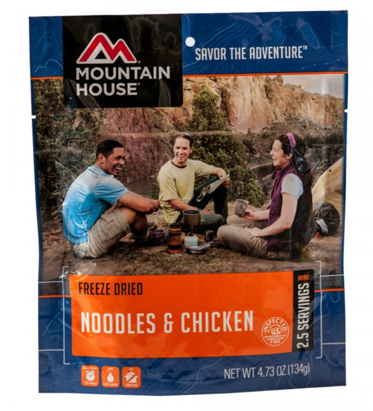 Noodles & Chicken - Case (6 Pouches)