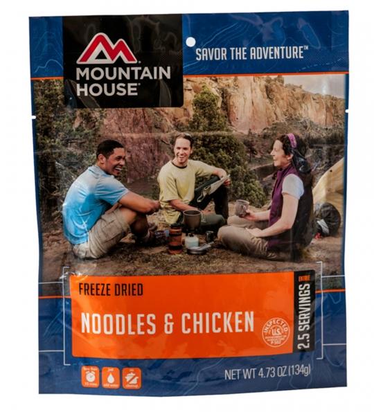 Noodles & Chicken