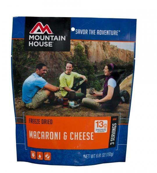 Macaroni & Cheese - Case (6 Pouches)