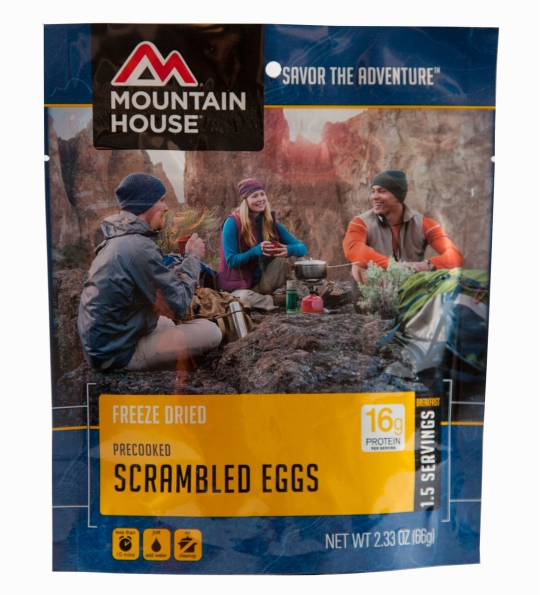 Scrambled Eggs - Case (6 Pouches)