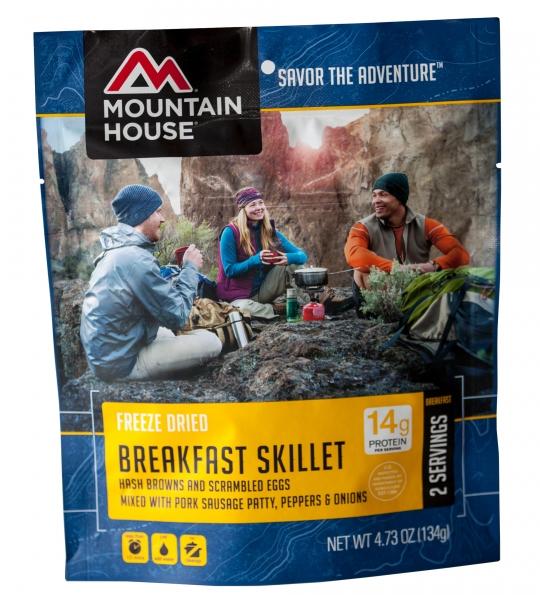 Breakfast Skillet - Case (6 Pouches)