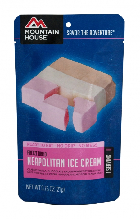 Neapolitan Ice Cream  - Case (12 Pouches)