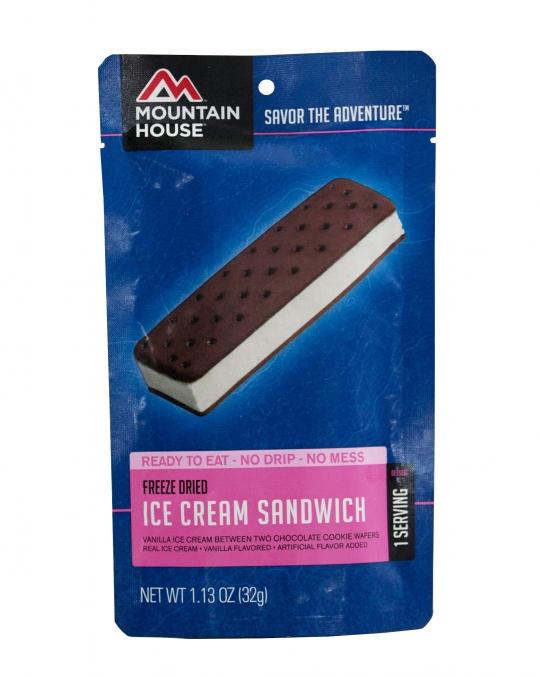 Ice Cream Sandwich - Case (12 Pouches)
