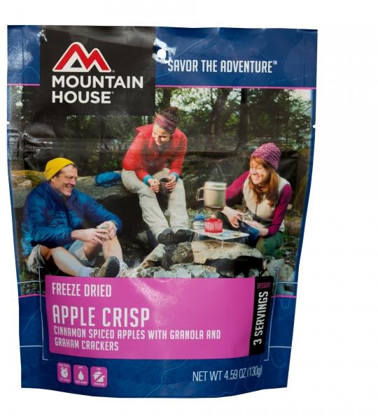 Apple Crisp - Case (6 Pouches)