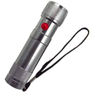3-in-1 LED/Laser Pointer Flashlight