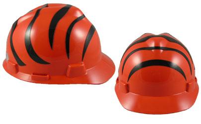 Cincinnati Bengals - MSA - NFL Team Logo Hard Hat