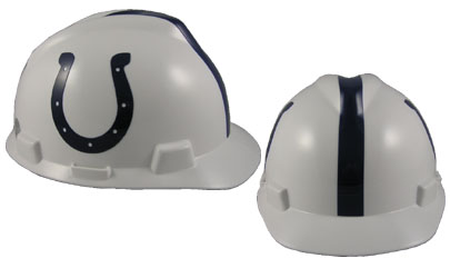 Indianapolis Colts - MSA - NFL Team Logo Hard Hat