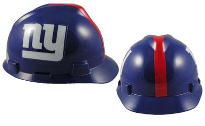New York Giants - MSA - NFL Team Logo Hard Hat