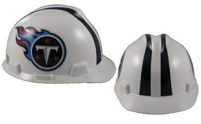 Tennessee Titans - MSA - NFL Team Logo Hard Hat