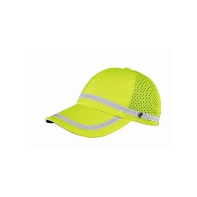 2854 ML Kishigo High Viz Lime Baseball Cap [Misc.]