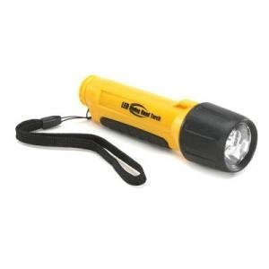 Stansport Waterproof 4 Bulb LED Flashlight [Misc.]