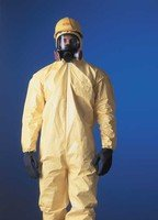 Dupont Personal Protection Tychem Qc Coveralls Without Elastic, Serged Seam, ...