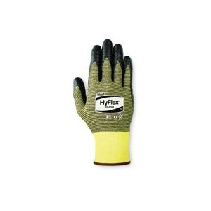 Ansell Size 11 Yellow Hyflex Nylon And Kevlar Coated Work Glove [Misc.]