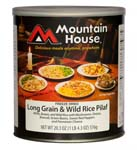 Long Grain & Wild Rice Pilaf