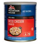Diced Chicken
