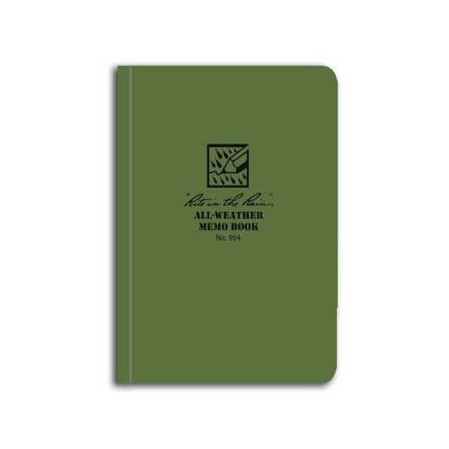 Rite in the Rain 954T Tan Tactical Memo Book [Misc.]