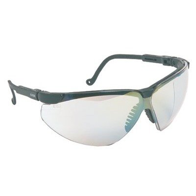 Uvex S3300X Genesis XC Safety Eyewear, Black Frame, Clear UV Extreme Anti-Fog...