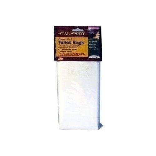 Toilet Bags 12-Pack
