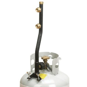 Stansport 3 Outlet Propane Distribution Post [Lawn & Patio]