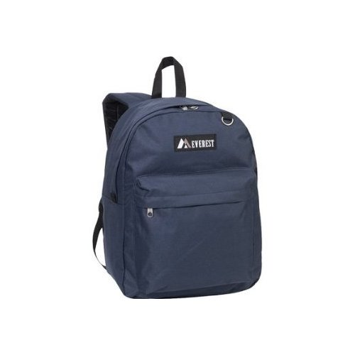 Everest 15'' Backpack for School Outdoor 1045 K (Blue) [Misc.]
