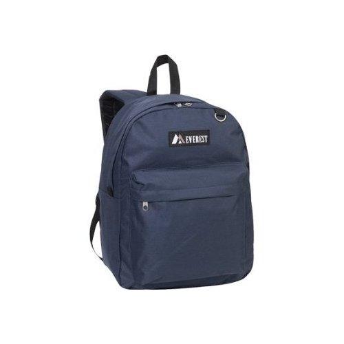 Everest 15'' Backpack for School Outdoor 1045 K (Blue) [Misc.]