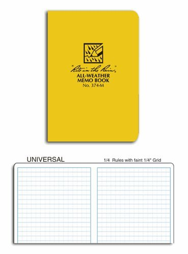 Rite In The Rain Field Flex Pocket Memo - Universal #374-M [Office Product]