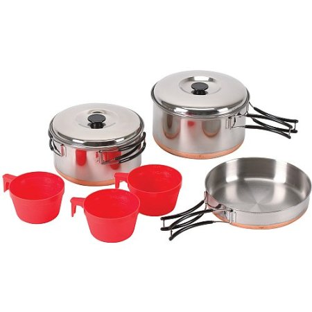 Stansport Outdoor 363 3 Person Cook Set [Lawn & Patio]
