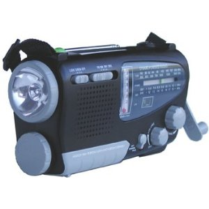 Kaito KA888 4-way Powered Emergency Radio [Electronics]