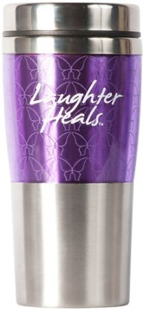 Laughter Heals Travel Mug