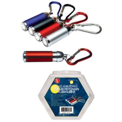 Led Key Chain Flashlight (#FL1103-36)