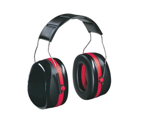 3M Peltor Optime 105 Earmuff, 105 dBA (H10A) [Tools & Home Improvement]