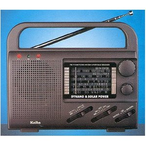 Kaito Portable Emergency Radio Ka007 Electronics