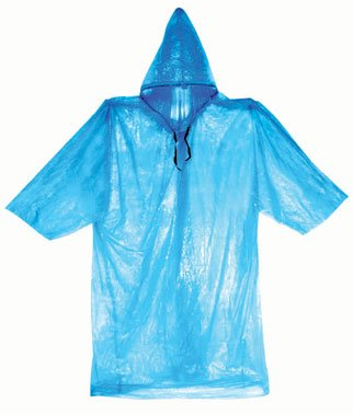 SE EP11A-BL Emergency Poncho, Blue [Tools & Home Improvement]