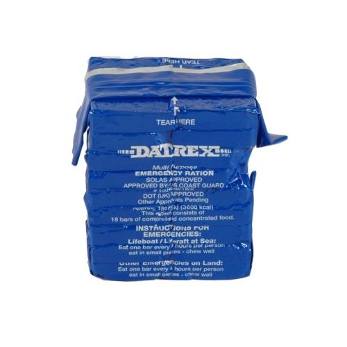Datrex 3600 Emergency Food Bar - Case of 10 [Misc.]