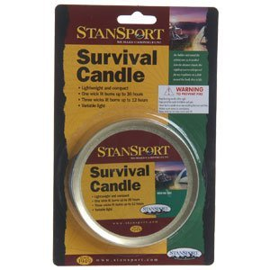 Stansport Survival Candle [Sports]