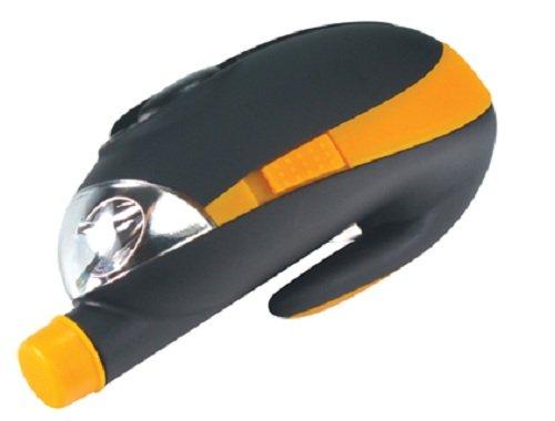 SE FL3138 3-In-1 Car Emergency Dynamo Light [Tools & Home Improvement]