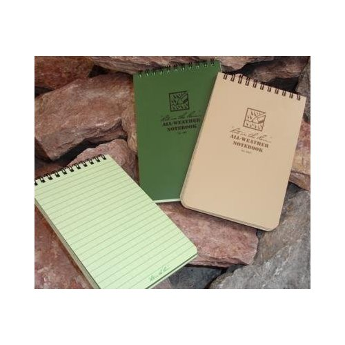 Rite in the Rain -  Green Tactical Note Book (All Weather) [Misc.]