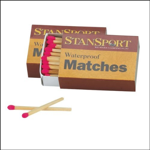 Water Proof Matches [Misc.]