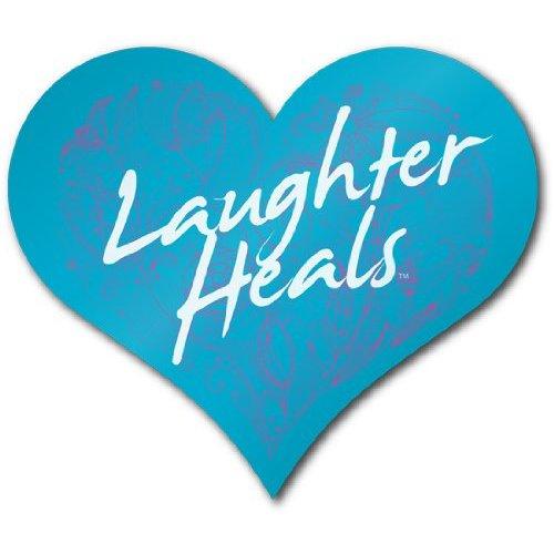 Laughter Heals Bumper Magnet - Fuchsia [Misc.]