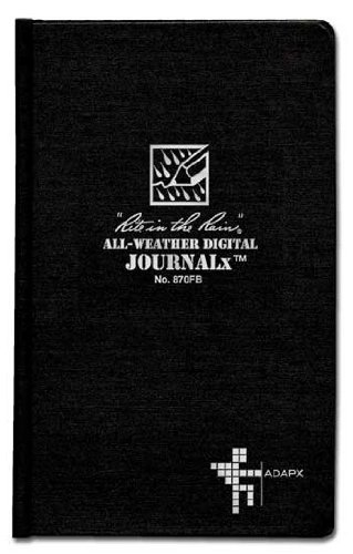 870FB Rite In The Rain JournalX Note Pad [Office Product]